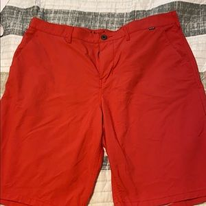 Red Hurley Phantom shorts